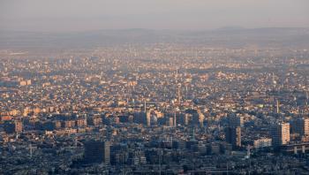 داعش يعلن مسؤوليته عن تفجير أنبوب للغاز جنوب شرق دمشق