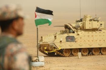 الجيش يحبط محاولة تسلل شخصين الى سوريا