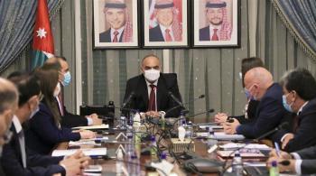 الخصاونة للوفد العراقي: مهتمون بالمدينة الصناعية وأنبوب النفط والربط الكهربائي