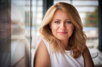 رئيسة سلوفاكيا تحجر نفسها منزليا بسبب كورونا