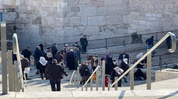 الاحتلال يعرقل وصول مصلين إلى المسجد الأقصى