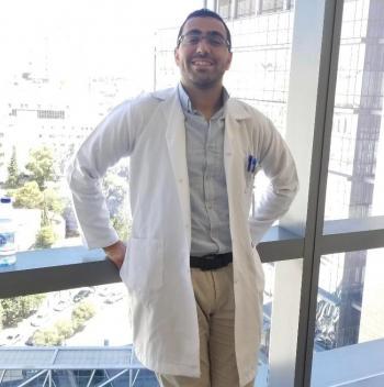 الطبيب أحمد وائل عبد الرزاق الذنيبات ..  مبارك