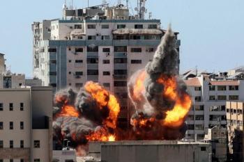الاحتلال يبلغ مؤسسات اممية نيته قصف مدرستين بغزة