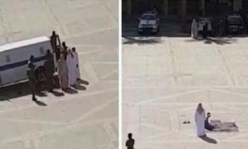 اعتقال موظف سعودي لنشره مقطعا مؤثرا للقصاص (شاهد)