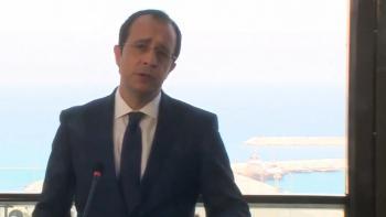 خريستودوليديس: نتوقع زيارة الملك لقبرص ودور الأردن حاسم بالمنطقة