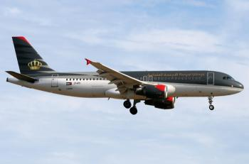 هبوط اضطراري لطائرة الاجنحة الملكية في اسطنبول