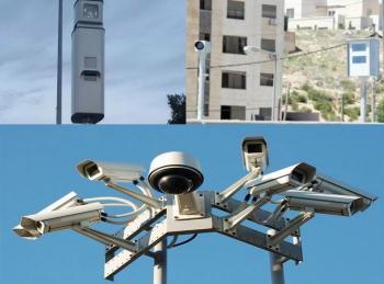 33 كاميرا جديدة في عمّان (أسماء المناطق)
