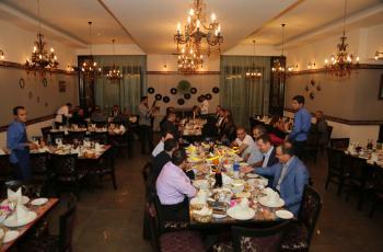 اورنج تقيم افطارا للاعلاميين
