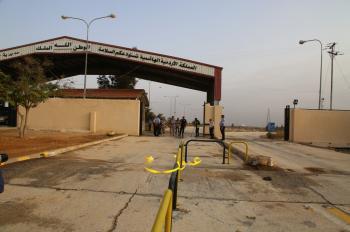 الوفد الوزاري السوري يصل الأردن عبر حدود جابر