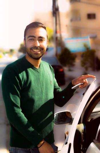 أسامة بني عيسى .. مبارك التخرج