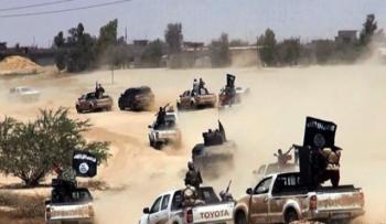 داعش يهاجم الرطبة على الحدود الأردنية