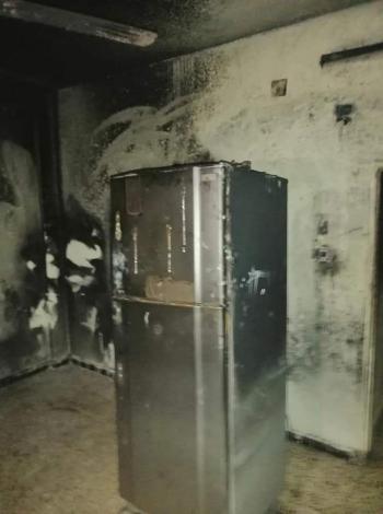 حريق يتلف محتويات منزل باغوار الكرك ..  ولا اصابات