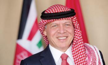 الملك يؤكد أهمية مواجهة التحديات التي تمر بها الأمة العربية