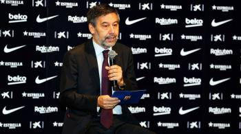 البيانات الأولية لفرز الأصوات بشأن سحب الثقة من بارتوميو رئيس برشلونة
