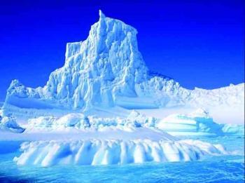 الإعلان عن درجة برد قياسية في القطب الشمالي