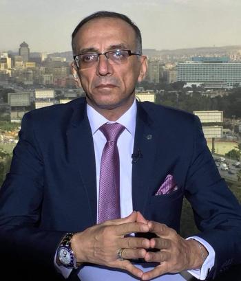 العراق يتزين احتفاءً بجلالة الملك