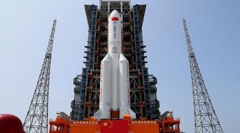 الصين ترسل بشراً إلى الفضاء لأول مرة منذ 5 سنوات