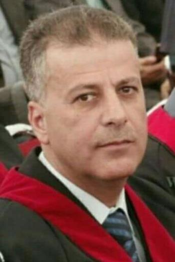 ماجد كمال قطيشات ..  مبارك الماجستير
