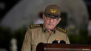 كاسترو يتنحى عن زعامة الحزب الشيوعي في كوبا