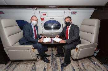 شراكة بين دلسكو ودايناميك لدعم شركات الطيران من خلال توفير المواهب المدربة