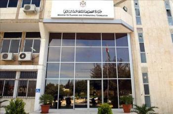 %5.1 حجم تمويل متطلبات خطة الاستجابة الأردنية للأزمة السورية