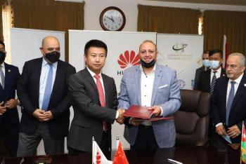 اتفاقية تعاون بين مجموعة الحوراني وشركة هواوي