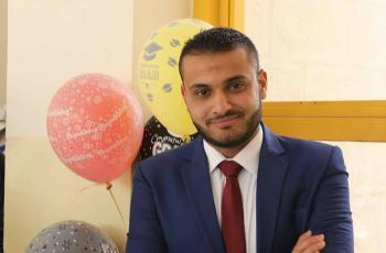 عامر سفيان سعادة .. مبارك التخرج