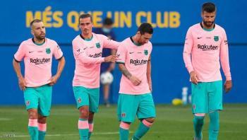 جدول مباريات مرعب لبرشلونة يهدد بتعميق الجراح