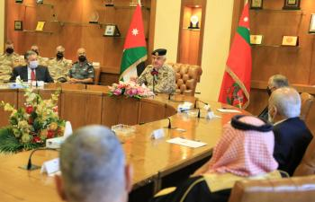 الحنيطي: الجيش يقف في وجه كل من تسول له نفسه المساس بالأمن الوطني