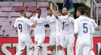 أزمة جديدة للملكي ..  ريال مدريد يعلن إصابة فاسكيز