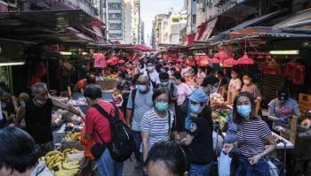 الصين: 34 إصابة جديدة بفيروس كورونا