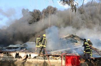 41 حريقا في الأردن خلال 24 ساعة