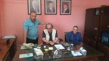 المصري يلتقي رؤساء بلديات الزرقاء