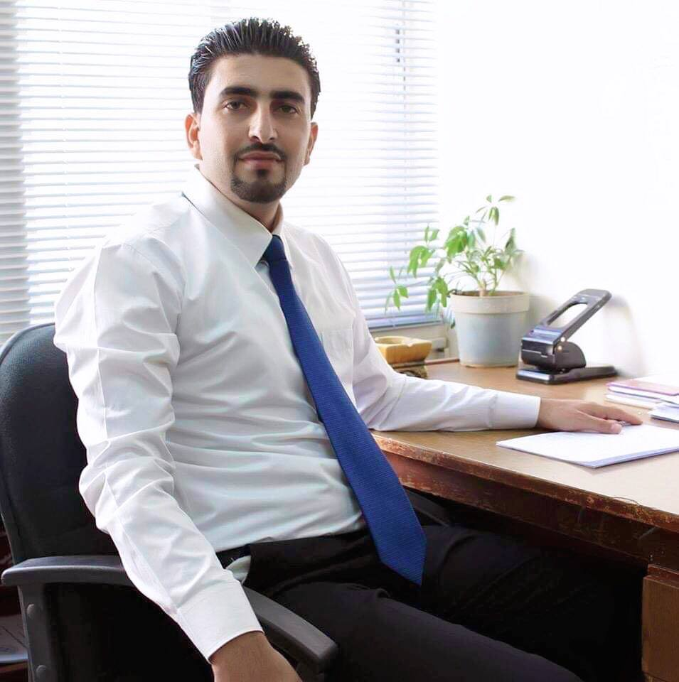 مؤيد خالد شلاش المجالي