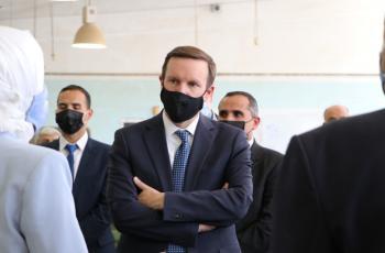 سيناتور أمريكي بعد انتهاء زيارته للمنطقة: التزام بدعم الأردن