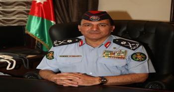شكر لمدير الامن العام وقائد لواء الصحراء