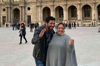 رسالة مؤثرة من الفنان حسن الرداد إلى والدته
