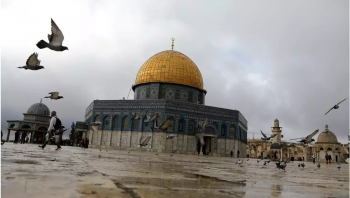 الأردن يدين الإنتهاكات الإسرائيلية في المسجد الأقصى