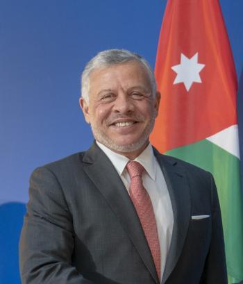 حدادين يهنئ الملك والأسرة الهاشمية والشعب الأردنية بعيد الأضحى