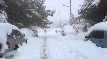 طقس العرب يتوقع تراكم الثلوج فوق مرتفعات الـ 1200م (اسماء المناطق)