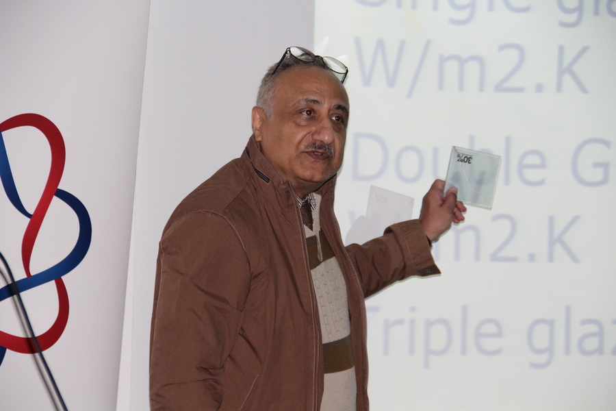 هندسة فيلادلفيا تستضيف الدكتور أبو دية