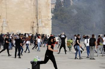 رئيس مجلس أوقاف القدس يناشد الملك: الوضع خطير جدا