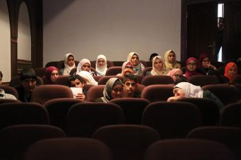 المزرعاوي:  سيتم العمل على المواهب لصقلها وتطويرها