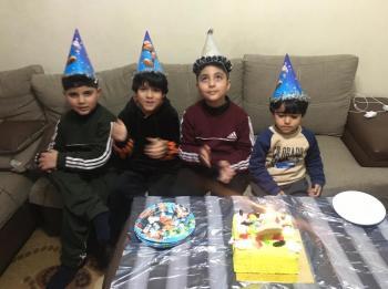 اياس مشهور حجازين عيد ميلاد سعيد
