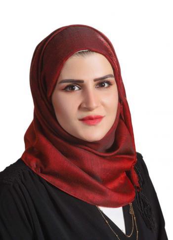ايناس علي النوافلة  .. مبارك الدكتوراه