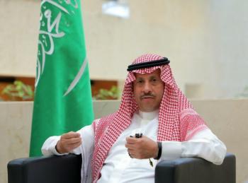 السفير السديري يؤكد أهمية مشاركة السعودية بمعرض عمان للكتاب