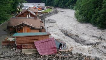 مقتل شخص وفقدان 3 آخرين جراء فيضانات في سوتشي بجنوب روسيا