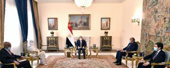 السيسي: أمن واستقرار السودان جزء لا يتجزأ من أمن مصر