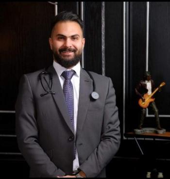 الدكتور محمد عماد البنا ..  مبارك التخرج