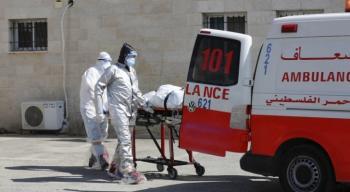 وفاتان و 380 اصابة بفيروس كورونا في فلسطين